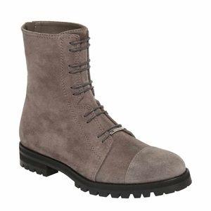 Jimmy Choo Piper combat boots 38 NIB